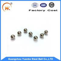 Yuanke 4mm AISI 316&316L Ball Stretcher Stainless Steel Ball