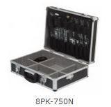 Aluminum Frame Tool Case - Black