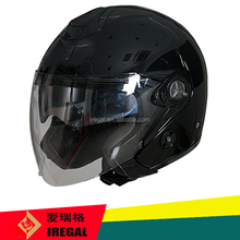 iregal Protective ABS Motorcycle Half Face Helmet DOT ECE Approved