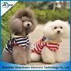 Dog T-shirt, Dog Stripe New Style T-shirt, Summer Old Navy Dog T-shirt
