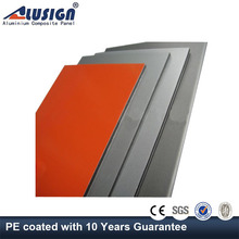 Alusign hot design 4mm acp new building materials 2012