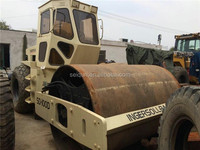 used ingersoll rand SD100 compactor roller, ingersoll rand 100 road compactors