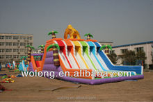 2015 commercial inflatable obstacle course,inflatable game on sale !!!