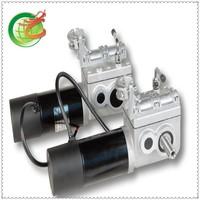 dc motor brush gear motor for wheelchair usage