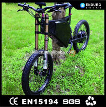 latest 80km/h big power 5kw electric bike with hidden battery
