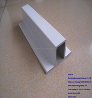 China Factory supply !! Anodized Surface Casement/Sliding Aluminum window Profile 6063T5