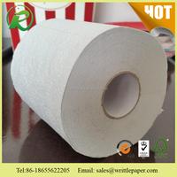 organic printed toilet tissue paper