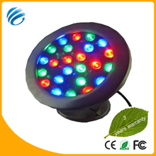 top selling products in alibaba 6W led underwater lights 24V new products on china market