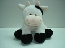 Bébé jouet Animal en peluche vache en peluche