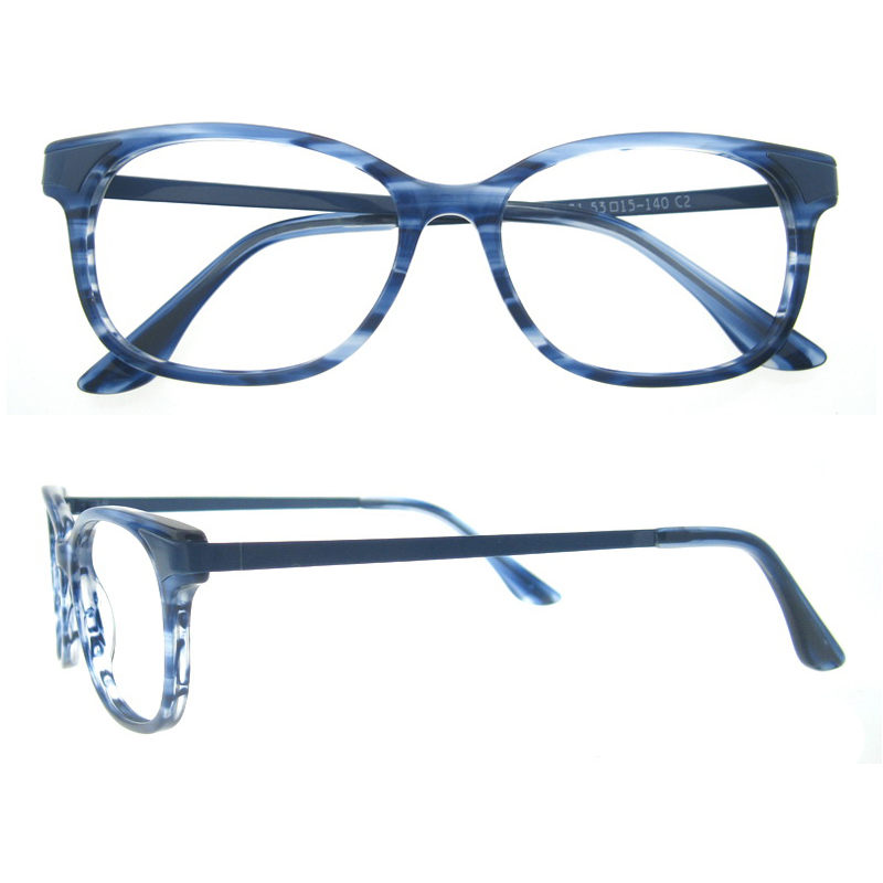 Ladies Blue Frame Glasses : Optical Frames 2015 Frames Womens Optical Eyewear Glasses ...