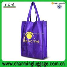 supermarket non woven shopping bag