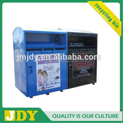 Commercial Clothing Recycling Container Manufacturer