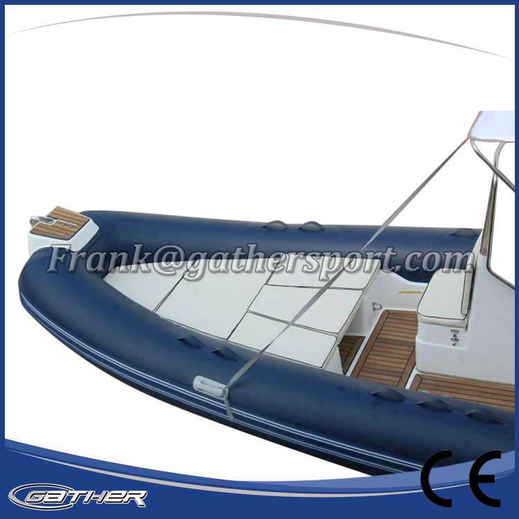 6M RIGID INFLATABLE BOAT RIB600-12
