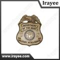 insignia de solapa alfileres de fundición a presión de aluminio medallas militares para la venta