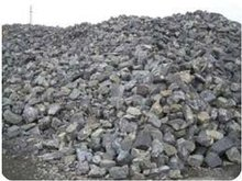 Albanian chrome ore