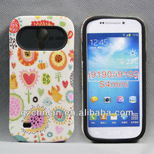 2014 stylish design hybrid mobile phone cases for samsung galaxy S4 mini