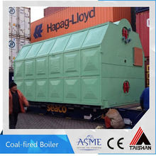 Hot Water SZL Boiler For City Central Heating