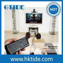2015 Alibaba hot sale mini bluetooth touchpad keyboard for google smart tv