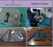 Carga de inspección / seguridad slogan / servicios de inspección