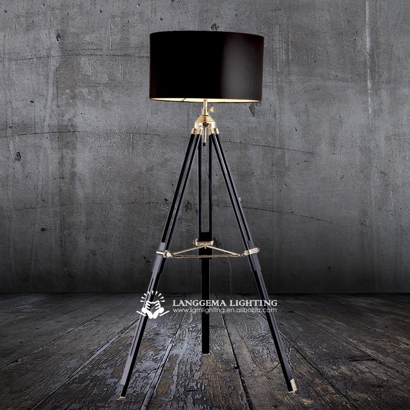 black tripod floor lamp tripods lighing f014 buy tripod floor lamp. Black Bedroom Furniture Sets. Home Design Ideas
