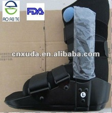 fracture walker brace with orthopedic slippers and ankle liner walker