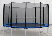 16ft Trampoline Black Color Safety Net