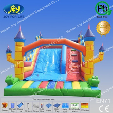 cheap price commercial giant adult inflatable slide