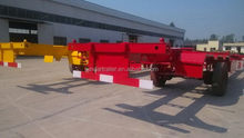 Low price classical skeleton container chassis