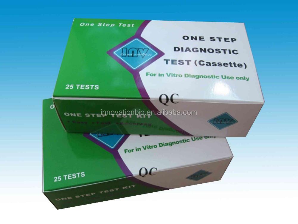 Test Dengue Fever Dengue Fever Rapid Diagnostic