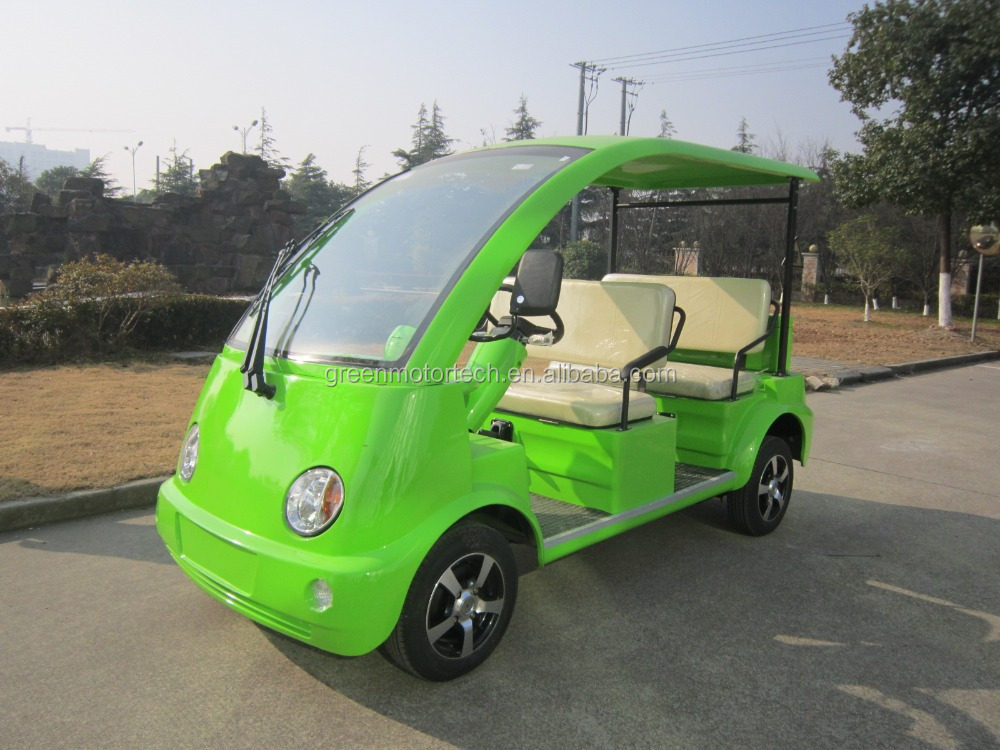 Best Quality 4 Seater Electric Golf Cart Scooter For Sale
