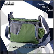 pu polyester college student shoulder bag shoulder long strip bag
