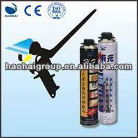 Adhesive Polyurethane Foam Insulation Construction Spray Sealant