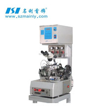 Gold jewelry chain making machine with Plasma welding from shenzhen mainly Jewelry co.,ltd