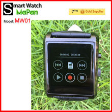 Hot Sale BT 4.0 Smart Watch With 1.54 Inch TFT 2015 MaPan MW01