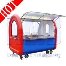 Widely used!! electric mobile food cart