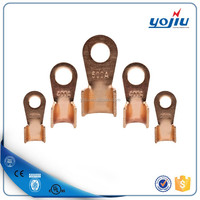OT Types Cable Lug Copper Terminal Lug/open copper lug for wire connecting