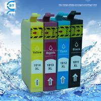 Compatible ink cartridge 18xl T1811 suitable for EPSON XP-30/XP-102/XP-202/XP-205/XP-302/XP-305