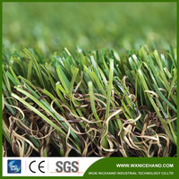 artificial grass fence made in china for garden ornaments