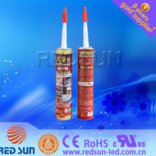 neutral curing water resistant silicon glass glue