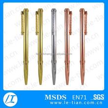 MP-224 slim twist high quality hotel metal pen