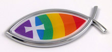 Car Emblems, zinc alloy badge, ABS logo sticker