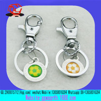 2014 new products ICTI factory customiz made final fantasy plastic keychain