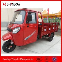 Shineray XY250ZH 250cc Three Wheel Cabin Cargo Tricycle / Tricycle Sidecar
