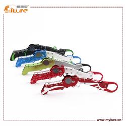 ILURE Aluminum Alloy Fishing Lip Grip long 28.5cm shrinkage 19cm weight 190g Wholesale