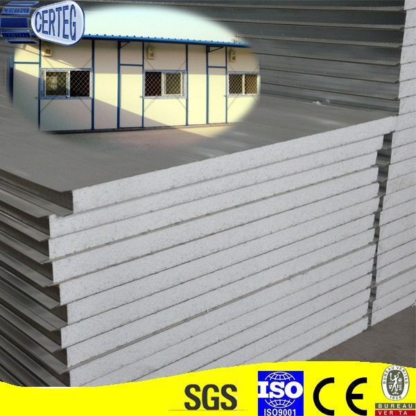 Eps Building Panels For Home : Ready made building materials eps sandwich panel lowes