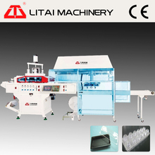 Automatic Bops Thermoforming & Stacking Egg Box Making Machine