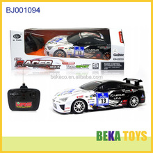 toys factory price stylish toy lexus model rc car small electric rc car