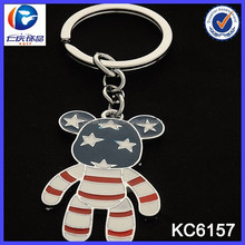 Advertising Activities Promotional Item Novelty Teddy Bear Key Chain