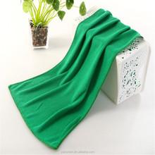 Customized size hair salon towel bar towel with logo printing wholesale