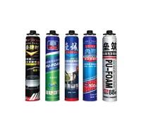 aerosol cans polyurethane pu foam sealant